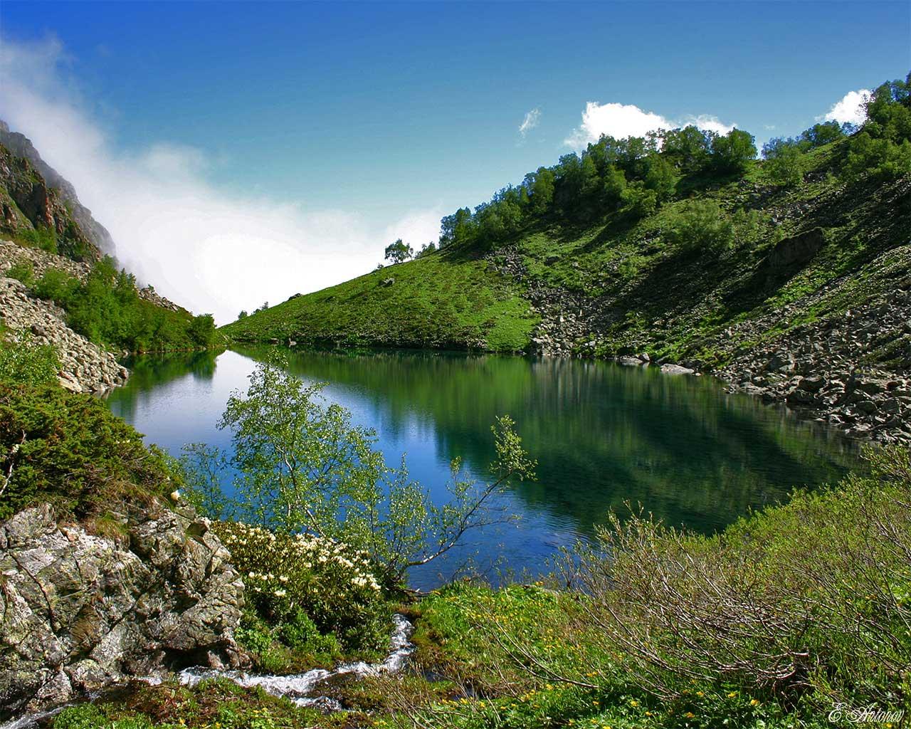 Озеро любви архыз фото 6